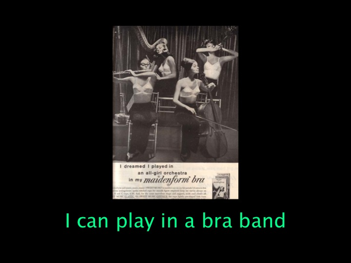 Sibylesque Bra Band