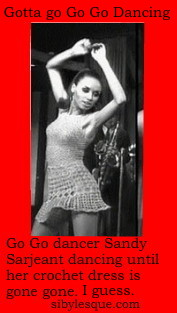 10 Go Go Dancer Sandy Goretro blog