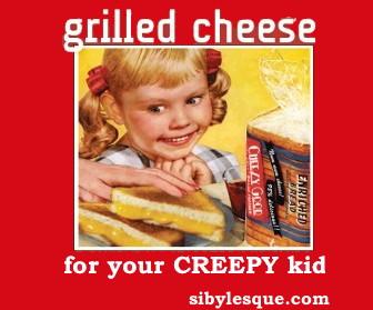 creepy kid grilled cheesery blog