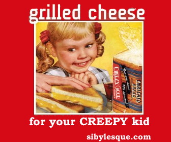 creepy kid grilled cheesery blog