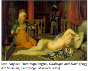 Sibylesque Jean-Auguste Dominique Ingres