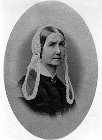 Anna Matilda Whistler, ld.1850. She was 50 years o