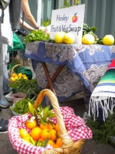 Henley Fruit and Veg swap