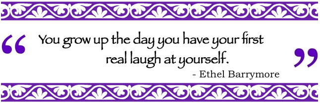 Sibylesque Quote Laughter