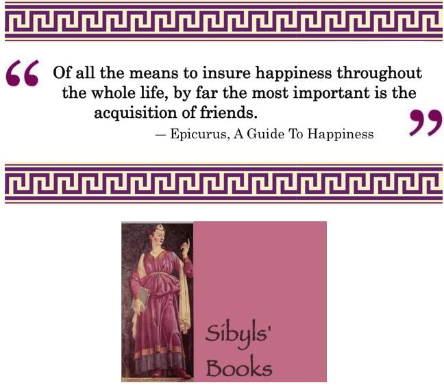 Sibylesque Epicurus Quote