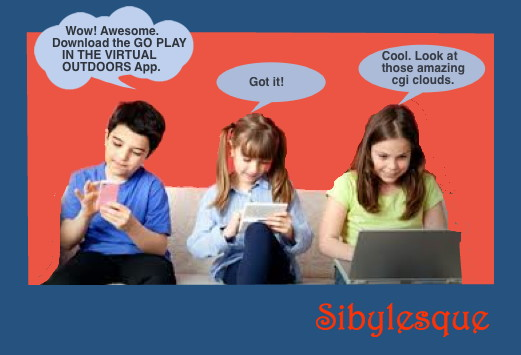Sibylesque outdoor play app