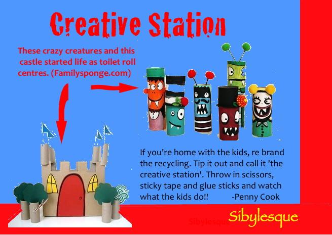 Sibylesque Creative Station
