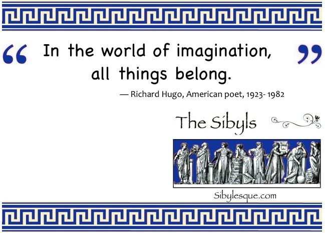Sibylesque Imagination Quote 2