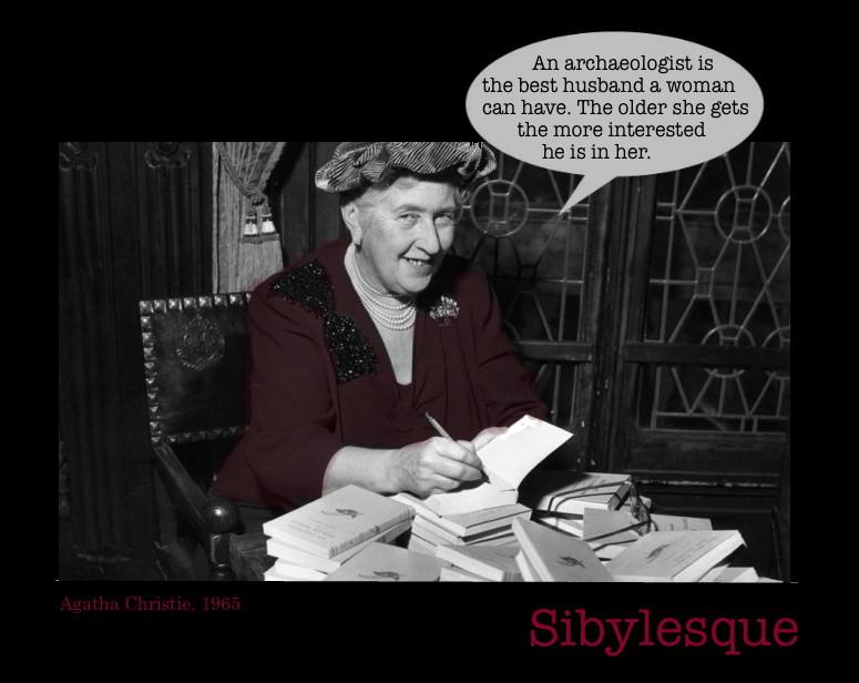 Sibylesque Agatha Christie