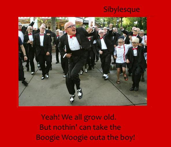Sibylesque Boogie Woogie Man