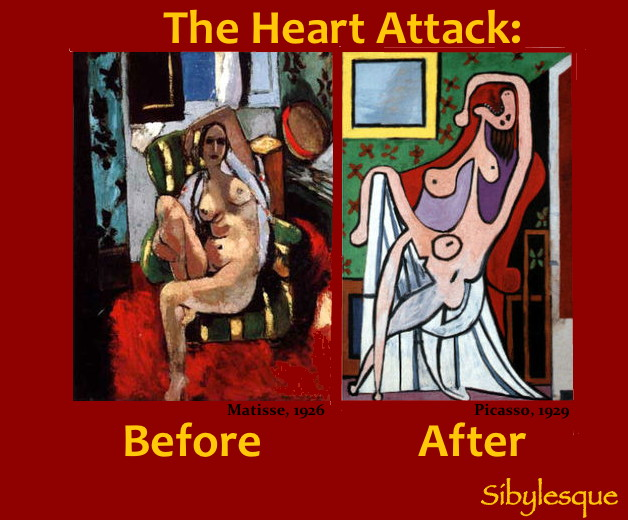 Sibylesque Heart Attack