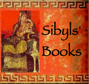 Sibyls' Books Red Mural