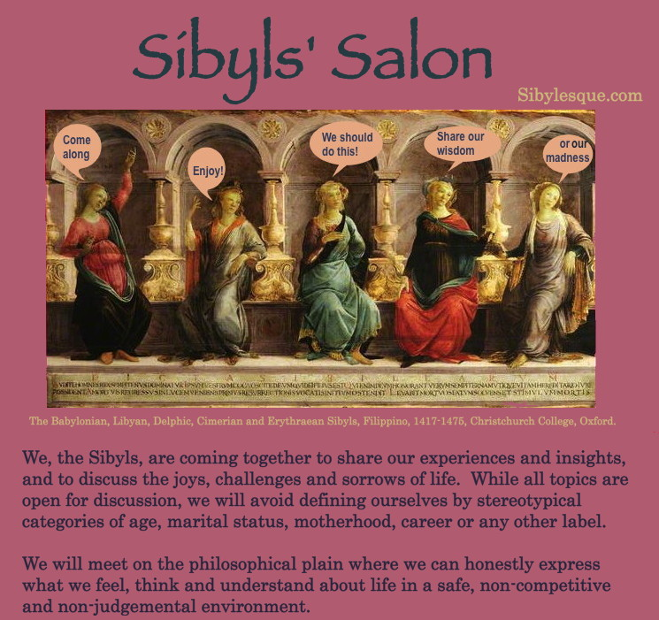 Sibyls' Salon Philosophy