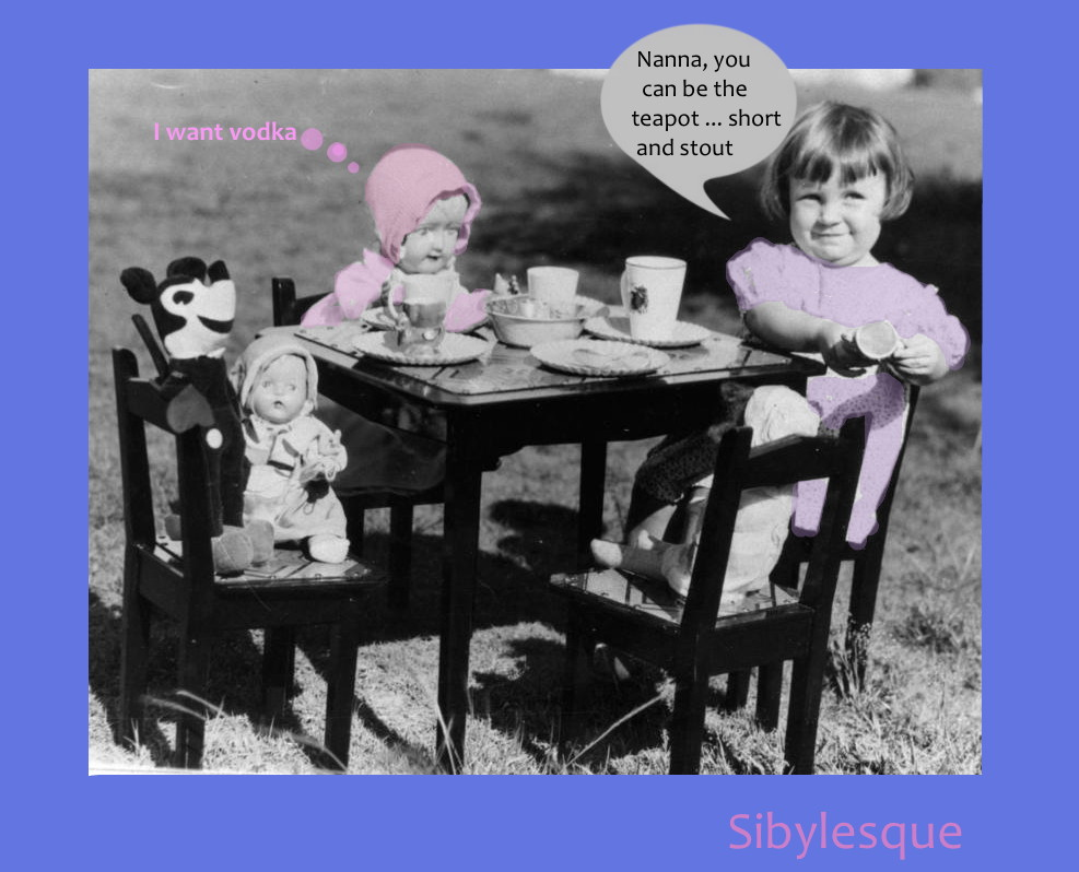 Sibylesque Tea Party