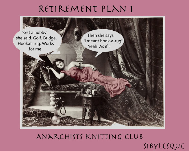Anarchists knitting Club 1