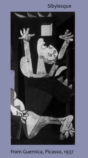 Sibylesque Guernica, 2