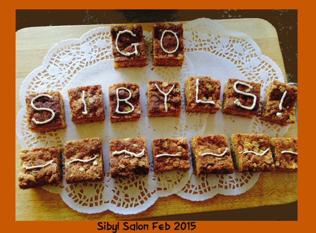 Sibyl Cake Salon FEB 2015