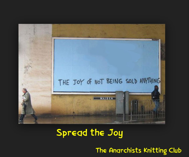 Spread the joy sibylesque