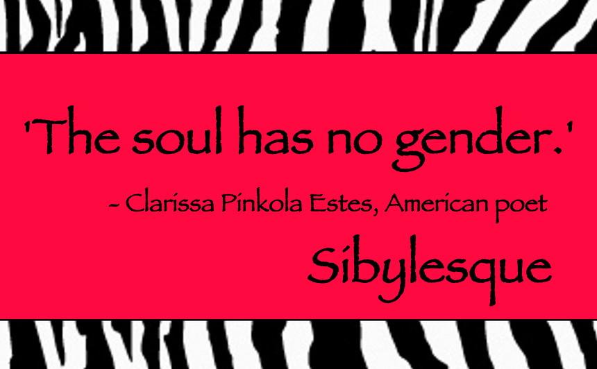 Sibylesque Clarissa pinkola Estes