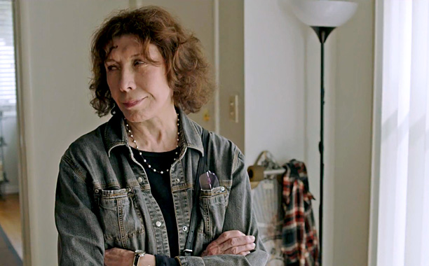 Lily Tomlin as Grandma Ellie