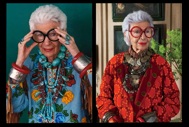 Iris Apfel Fashion Icon 93