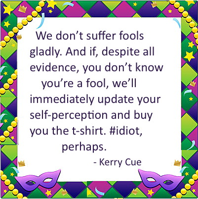 Sibylesque fool quote