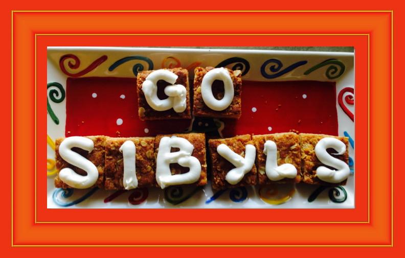 Sibylesque Go sibyls Cake