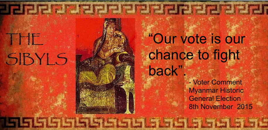 Myanmar election quote