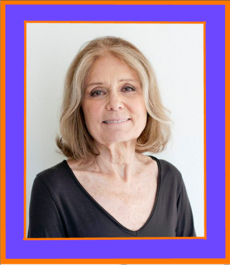 Gloria Steinem Sibylesque